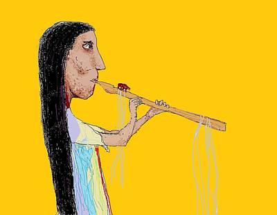 Digital Art - Doodle 10 by Jim Taylor