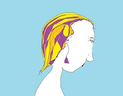 Digital Art - Doodle 11 by Jim Taylor