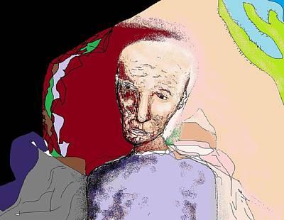 Digital Art - Doodle 12 by Jim Taylor