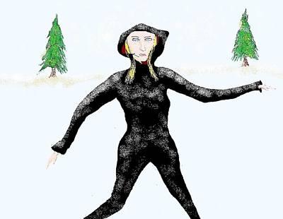 Digital Art - Doodle 14 by Jim Taylor