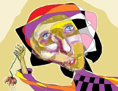 Digital Art - Doodle 23 by Jim Taylor