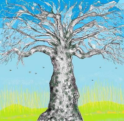 Digital Art - Doodle 25 by Jim Taylor