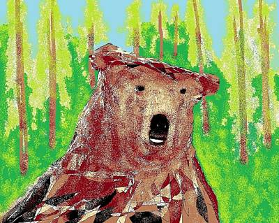 Digital Art - Doodle 27 by Jim Taylor