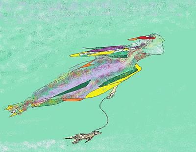 Digital Art - Doodle 29 by Jim Taylor