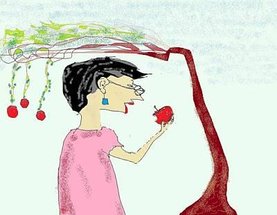 Digital Art - Doodle 4 by Jim Taylor