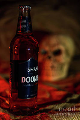 Photograph - Doomed by Steve Purnell