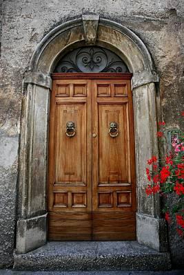 Photograph - Door 28 by Mario Marsilio