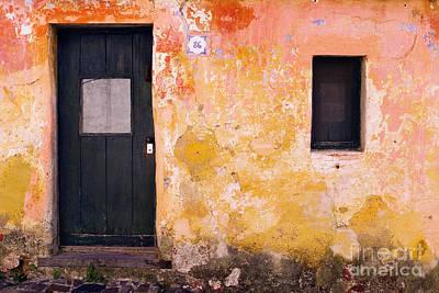 Photograph - Door And Window 86 by Craig J Satterlee