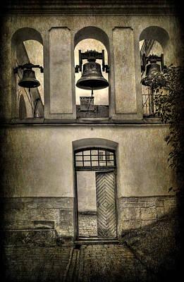 Lviv Photograph - Door Bells by Evelina Kremsdorf