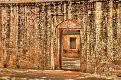 Photograph - Door Beyond by Rick Bragan