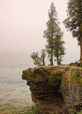 Photograph - Door County Scene by Rich Stedman