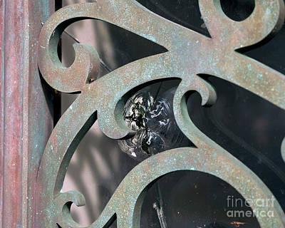 Door Detail Art Print