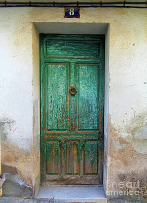 Photograph - Door by Don Pedro De Gracia