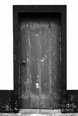 Day Of The Dead Inspired Paintings - Door by Gaspar Avila