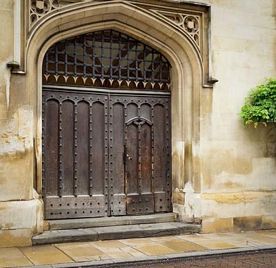 Photograph - Door In A Door by Jean Noren