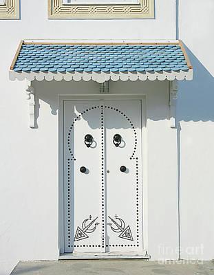 Steampunk - Door in Hammamet, Tunisia by Francisco Javier Gil Oreja