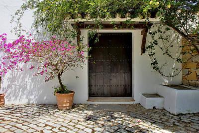 Photograph - Door In Shade by Piet Scholten