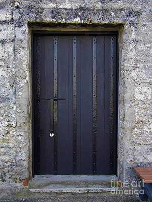 Photograph - Door In The Fort by D Hackett