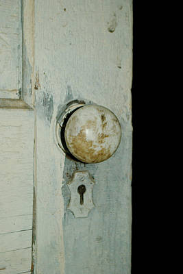 Photograph - Door Is Open by Troy Stapek
