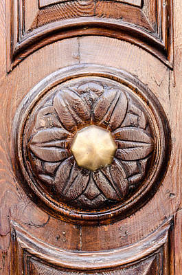 Juan Bosco Forest Animals Royalty Free Images - Door Knobs of the world 19 Royalty-Free Image by Sotiris Filippou