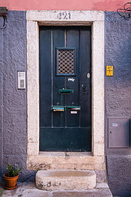 Door No 121 Original by Marco Oliveira