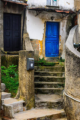 Old Door Photograph - Door No 125 by Marco Oliveira