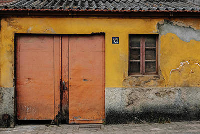 Photograph - Door No 162 by Marco Oliveira