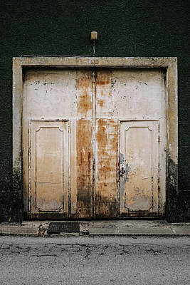 Photograph - Door No 163 by Marco Oliveira