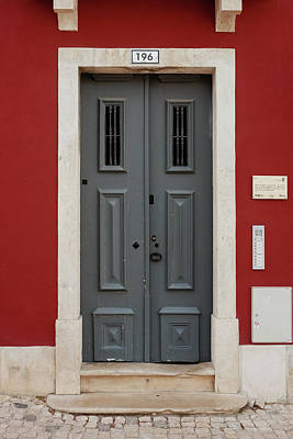 Photograph - Door No 196 by Marco Oliveira
