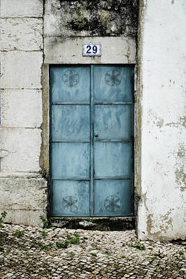 Photograph - Door No 29 by Marco Oliveira