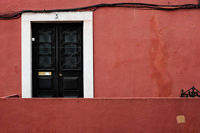 Photograph - Door No 3 by Marco Oliveira