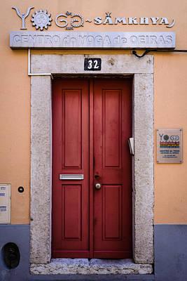 Door No 32 Original by Marco Oliveira