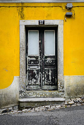 Photograph - Door No 37 by Marco Oliveira