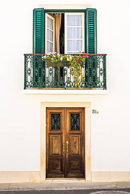 Alentejo Photograph - Door No 51a by Marco Oliveira