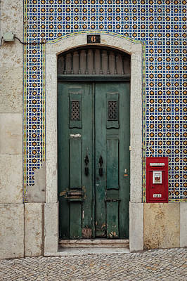 Photograph - Door No 6 by Marco Oliveira