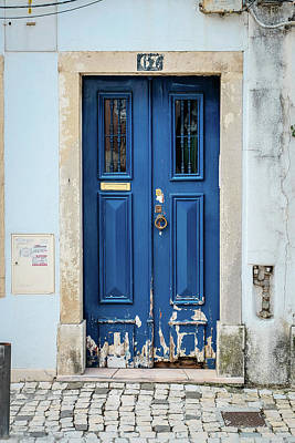 Photograph - Door No 67 by Marco Oliveira
