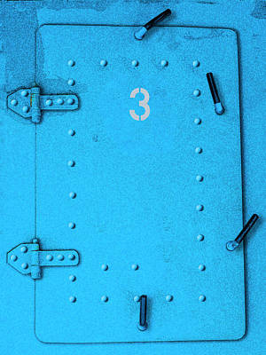 Photograph - Door Number 3 by Paul Wear