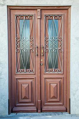 Photograph - Door Of Algarve by David Letts
