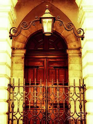 Photograph - Door Of Dublin by Lexa Harpell