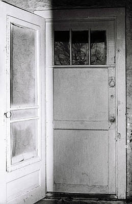 Photograph - Door Of Wayne by Rae Ann  M Garrett