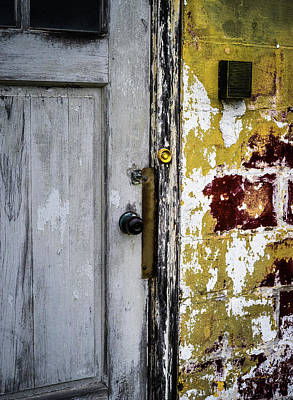 Photograph - Door by Samuel M Purvis III