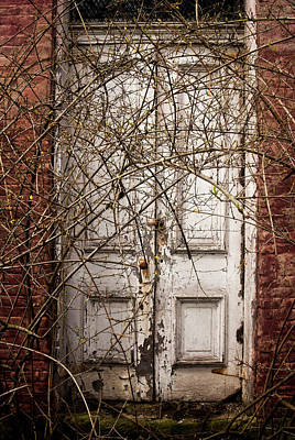 Photograph - Door To....? by Melissa Newcomb