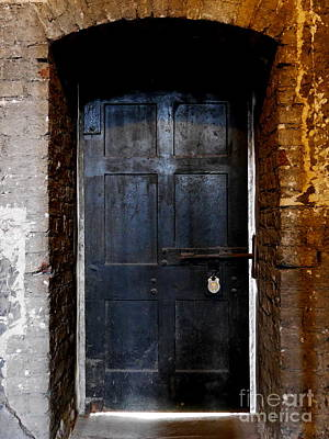 Photograph - Door To Somewhere by Lexa Harpell