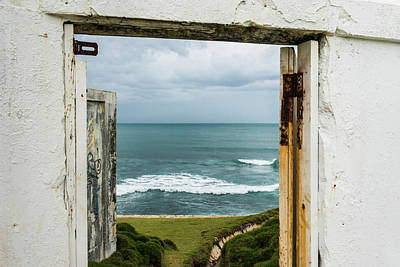 Photograph - Door To The Atlantic by Valerie Rosen