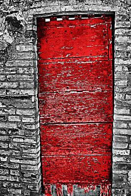 Digital Art - Door To The Final Court by Greg Sharpe