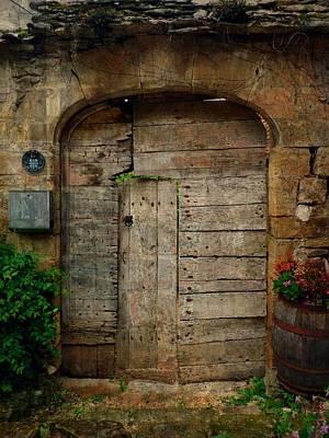 Door To The Secret Garden Art Print by Studio Yuki