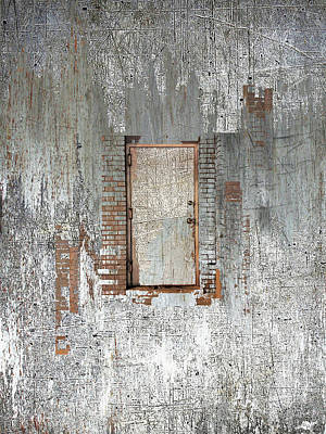 Mixed Media - Door by Tony Rubino