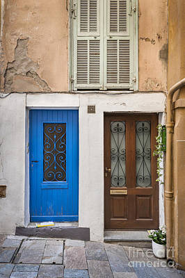 Doors And Window Art Print