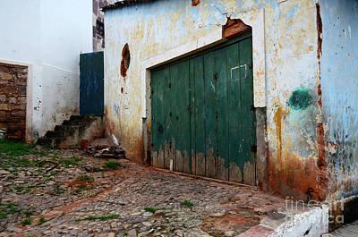 Photograph - Doors And Windows Lencois Brazil 10 by Bob Christopher