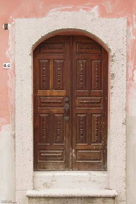 Photograph - Doors And Windows Of Comayagya - 3 by Hany J